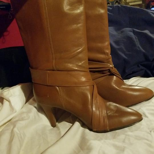 Carriage Court Brown Boots Image 3