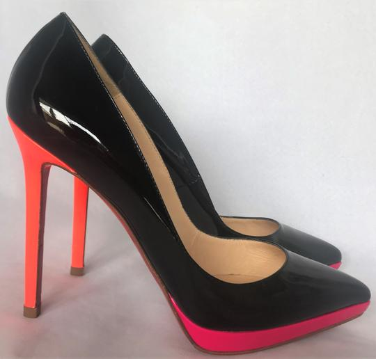 Christian Louboutin Ankle Boots Daffodile Pigalle Pink Pumps Image 1
