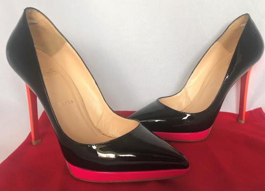 Christian Louboutin Ankle Boots Daffodile Pigalle Pink Pumps Image 4