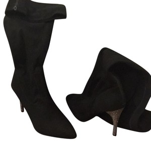 Nina Shoes Black Boots