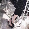 Dior Black and White Pumps Image 11