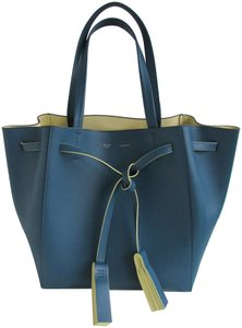 Céline Tote in Deep Blue