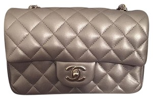 Chanel Mini Rectangular Boy Mini Rectagular Mini Cross Body Bag