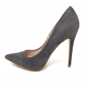 Shoe Republic LA Gray Pumps