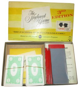 The Newlywed game vintage 3rd edition
