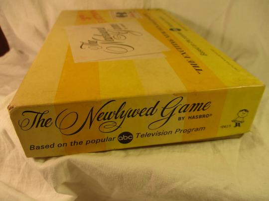 The Newlywed game vintage 3rd edition Image 6