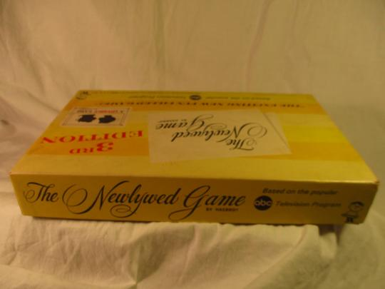 The Newlywed game vintage 3rd edition Image 7