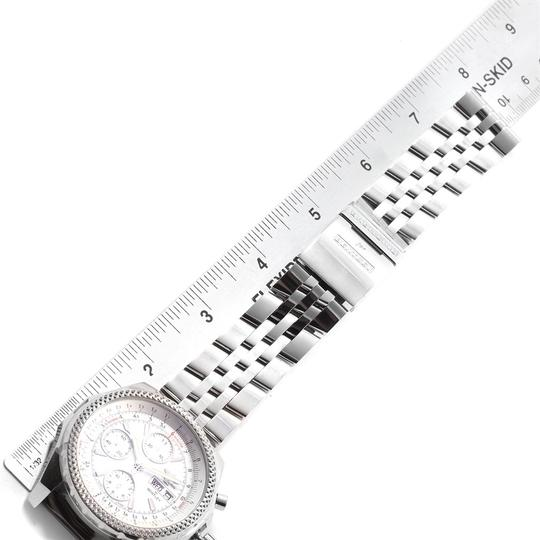 Breitling Breitling Bentley Motors GT White Dial Mens Watch A13362 Box Papers Image 9
