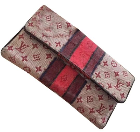 Louis Vuitton Louis Vuitton wallet painted in Spain by hand. Image 1