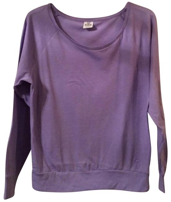 Preload https://img-static.tradesy.com/item/24139062/victoria-s-secret-purple-pink-tee-shirt-size-8-m-0-2-650-650.jpg