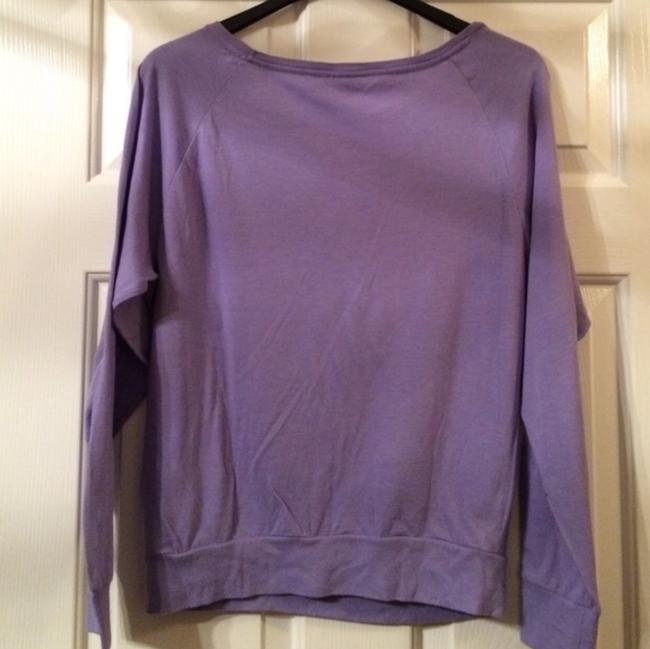 Victoria's Secret T Shirt Purple Image 3