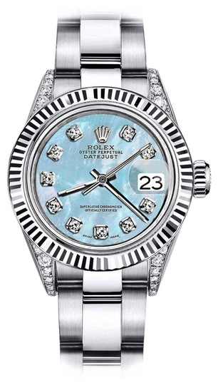 Preload https://img-static.tradesy.com/item/24139063/rolex-stainless-steel-baby-blue-pearl-31mm-datejust-ss-and-18k-gold-bezel-with-diamond-watch-0-1-540-540.jpg