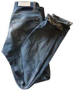 RE/DONE Re/Done Reformation Revolve Levi's Skinny Jeans-Light Wash