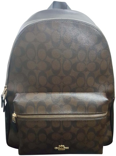 Preload https://img-static.tradesy.com/item/24139092/coach-large-charlie-bookbag-signature-blackbrown-coated-canvas-backpack-0-1-540-540.jpg