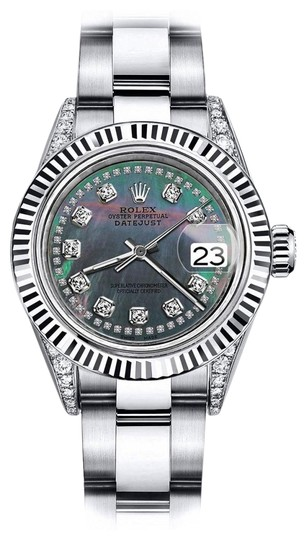 Preload https://img-static.tradesy.com/item/24139131/rolex-stainless-steel-black-pearl-string-31mm-datejust-ss-and-18k-gold-fluted-bezel-watch-0-1-540-540.jpg