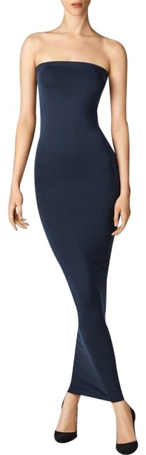 Wolford Midnight Fatal Long Casual Maxi Dress Size 0 (XS) Wolford Midnight Fatal Long Casual Maxi Dress Size 0 (XS) Image 1