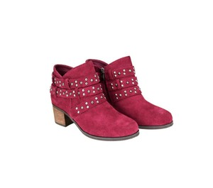 Montana West The Treasured Hippie Designer Cowgirl Western Affordable Burgundy Boots