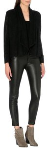 The Kooples Leather Coated Skinny Jeans-Coated