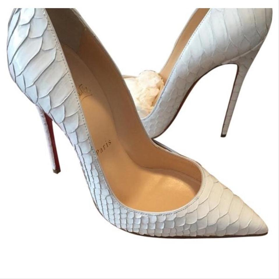 the latest 9a2fd 9d139 White So Kate Pumps