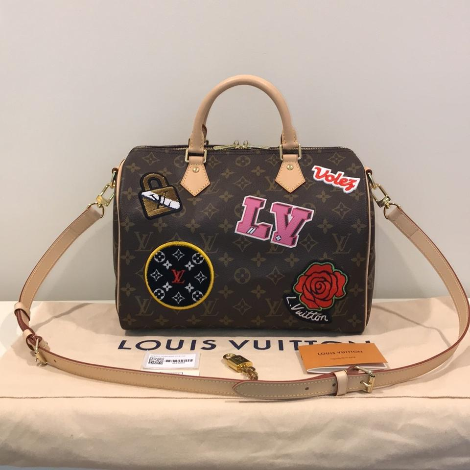 819d01b516c8 Louis Vuitton Speedy Bandouliere 30 Monogram Canvas Satchel - Tradesy