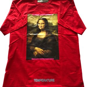 Off-White™ T Shirt Red