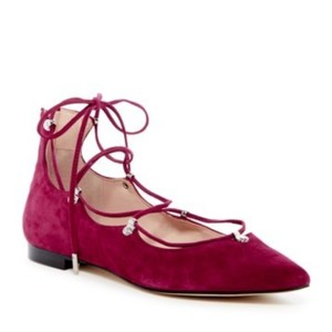 Marc Fisher Violet/fuschia/burgundy Flats