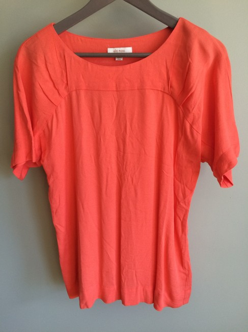 Ella Moss Soft Comfortable Date Night Top Sunset Image 1