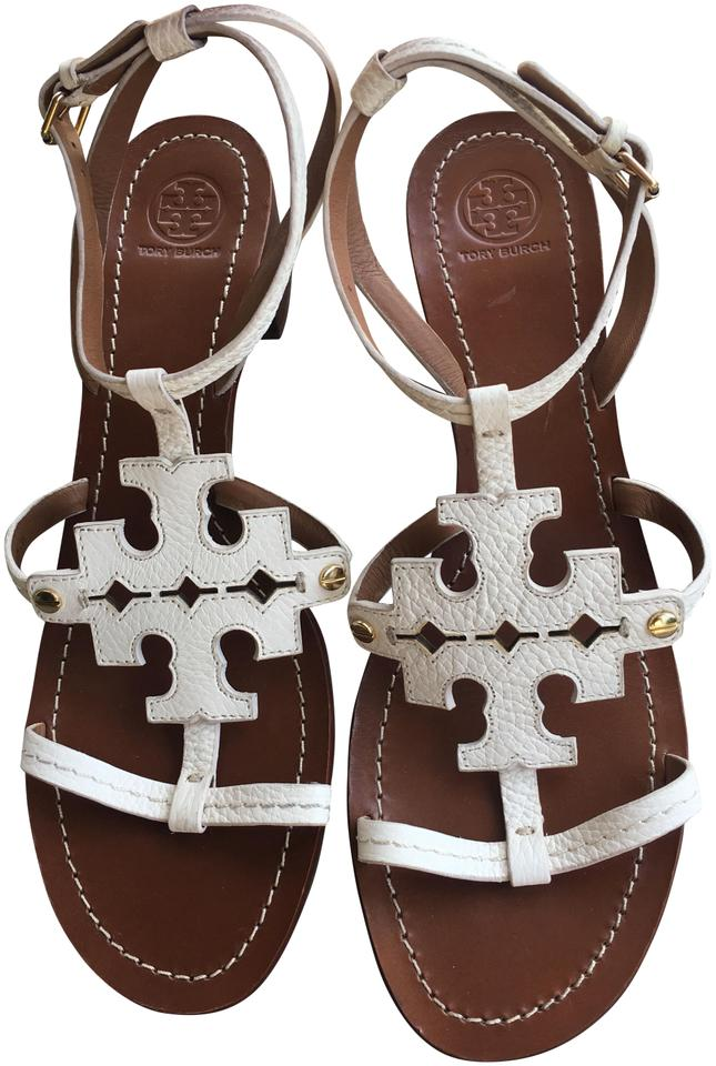 b93ff8bc5 Tory Burch Sandals on Sale - Up to 70% off at Tradesy