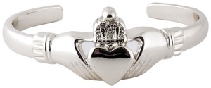 Paul Smith PAUL SMITH CLADDAGH OPEN CUFF BRACELET