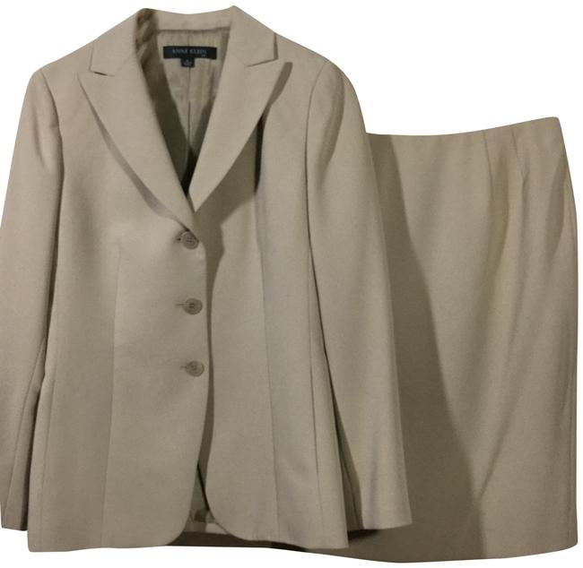 Item - Brown Work Skirt Suit Size 4 (S)