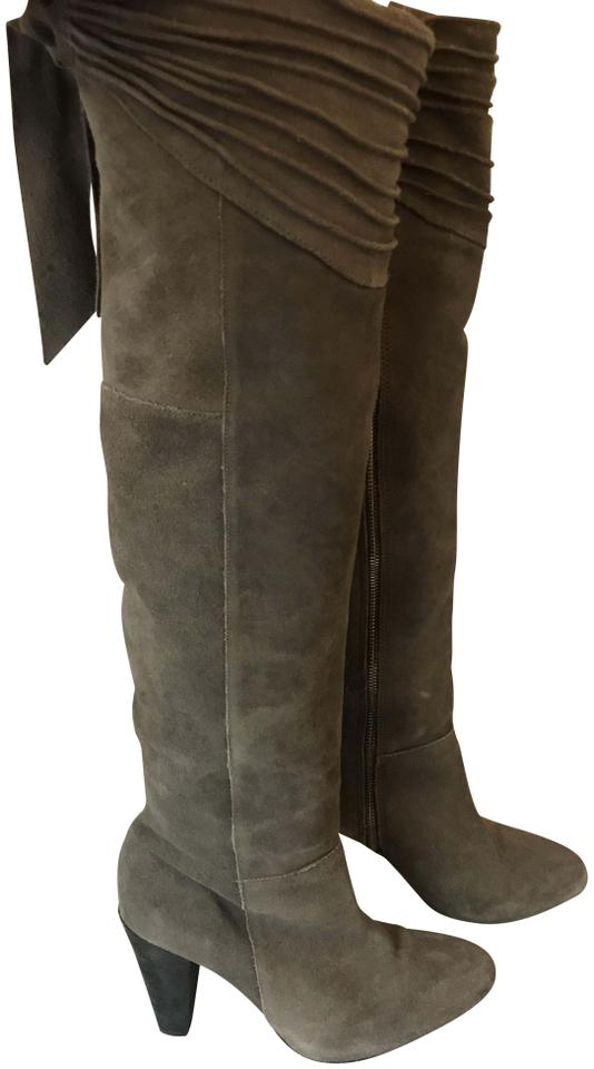b56838825e7 Joie Brown 501018 Over The Knee Soft Suede Stacked 4
