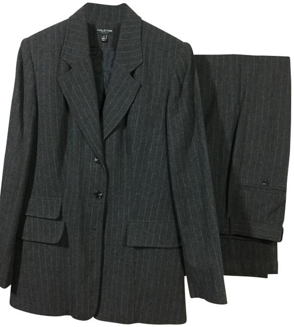 Item - Dark Gray Office Or Boardroom Pant Suit Size 6 (S)