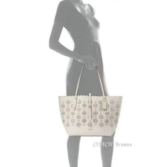 Coach Tote in Ice Image 4