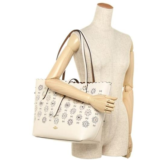 Coach Tote in Ice Image 5