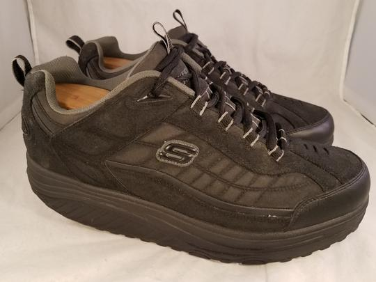 Skechers Man Man Size Man 13 black Athletic Image 1