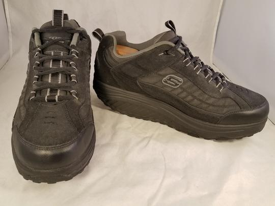 Skechers Man Man Size Man 13 black Athletic Image 2