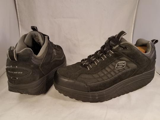 Skechers Man Man Size Man 13 black Athletic Image 3