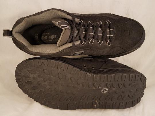 Skechers Man Man Size Man 13 black Athletic Image 5