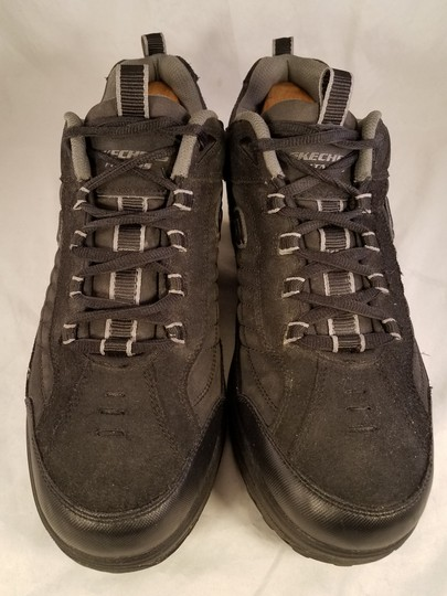 Skechers Man Man Size Man 13 black Athletic Image 7