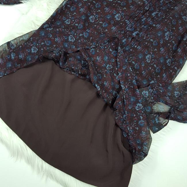 Ann Taylor LOFT short dress Purple on Tradesy Image 2