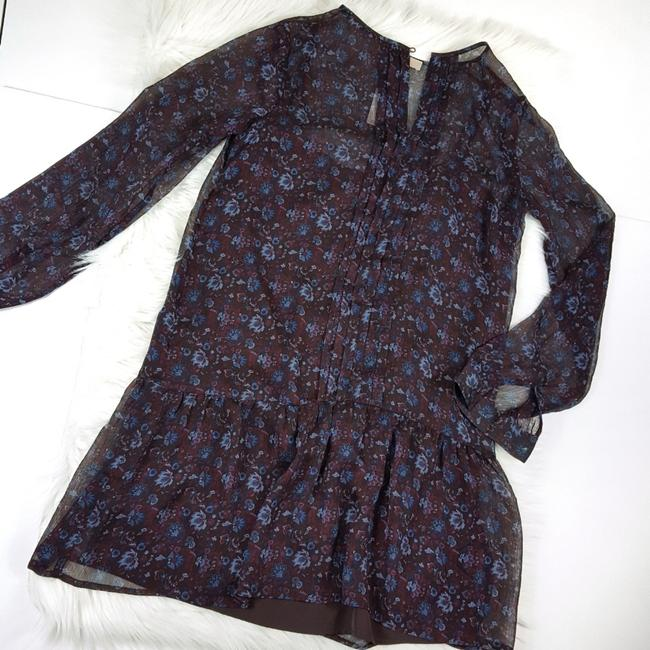 Ann Taylor LOFT short dress Purple on Tradesy Image 3