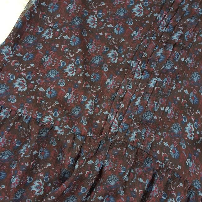 Ann Taylor LOFT short dress Purple on Tradesy Image 4