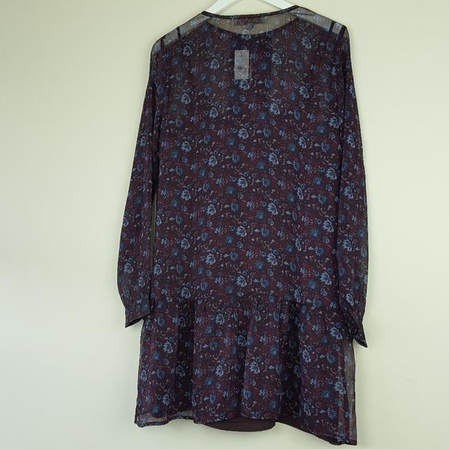 Ann Taylor LOFT short dress Purple on Tradesy Image 5