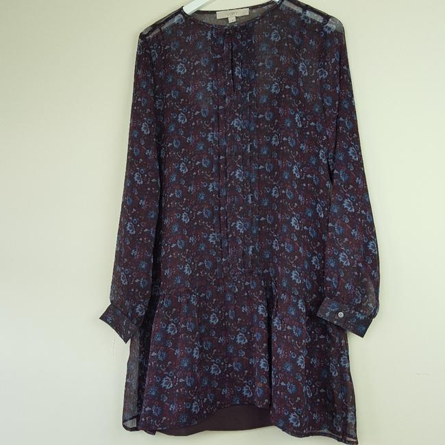 Ann Taylor LOFT short dress Purple on Tradesy Image 6
