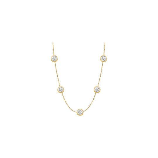 Preload https://img-static.tradesy.com/item/24142402/white-8-ct-five-stations-cubic-zirconia-necklace-0-0-540-540.jpg
