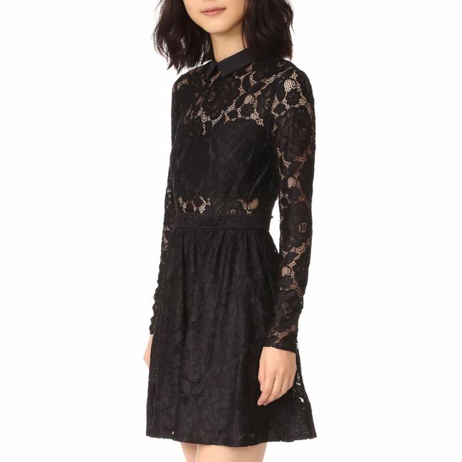 LIKELY Peter Pan Collar Lace Lbd Dress Image 1