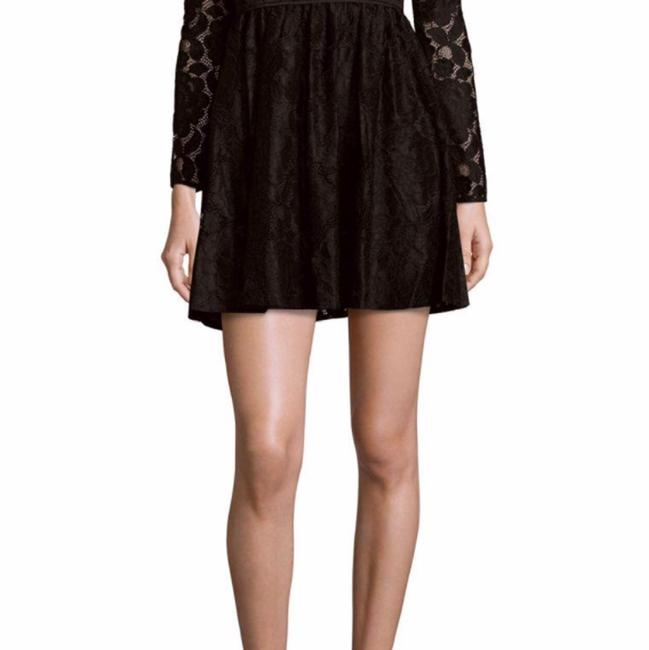 LIKELY Peter Pan Collar Lace Lbd Dress Image 2