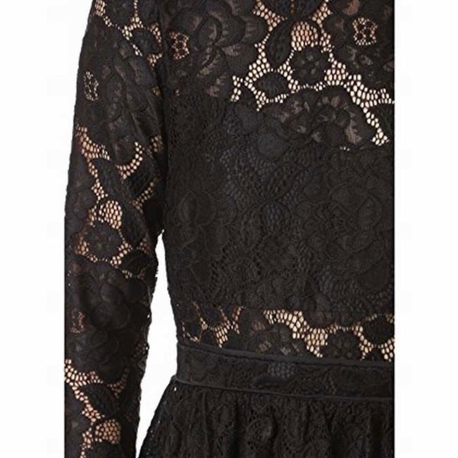 LIKELY Peter Pan Collar Lace Lbd Dress Image 3