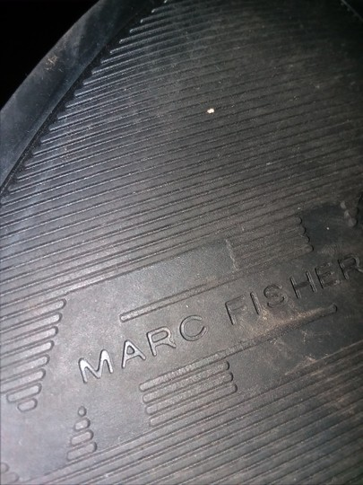 Marc Fisher Elastic Black Boots Image 8