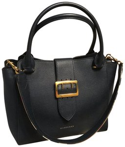 Burberry Satchel in navy